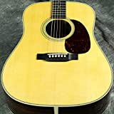 Martin 2017 D-28 Dreadnought Acoustic Guitar Natural