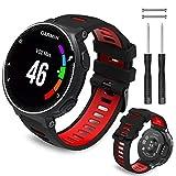 Th-some Correa para Garmin Forerunner 735XT - Compatible con Forerunner 235 Correa de Reloj, Pulsera...