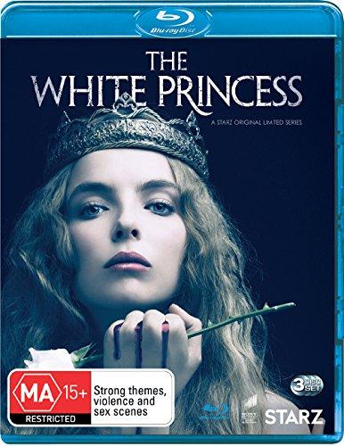 The White Princess [Blu-ray] [Region A & B & C]