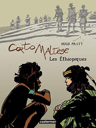Corto Maltese, Tome 8 : Les éthiopiques