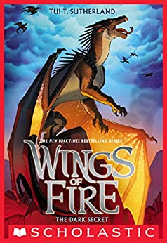 Wings of Fire Book Four: The Dark Secret by [Tui T. Sutherland]