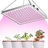 TOPLANET - Lámpara led para plantas (75 W, espectro total, para invernadero, para plantas, plantas de crecimiento, orquídeas, verduras y crecimiento