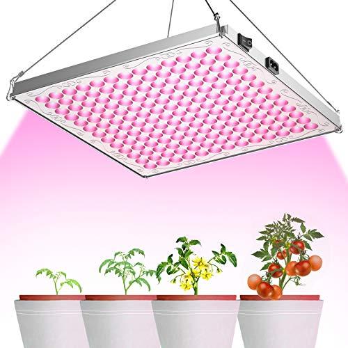Led Pflanzenlampe, TOPLANET 75w Pflanzenlichter Vollspektrum Led Grow Lampe für Garten Gewächshaus Grow Box Succulenten Orchidee Gemüse Wachstum