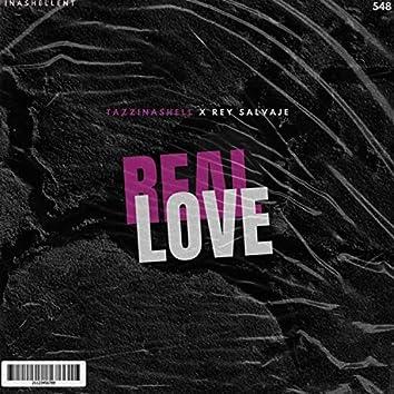Real Love (feat. TazzInaShell)