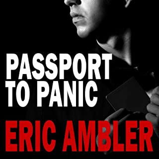 Passport to Panic cover art