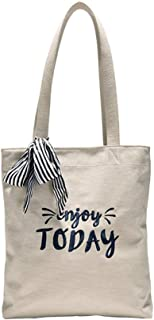 Shoulder Bag New Single Shoulder Portable Casual Detachable Striped Webg Handbag Clutch (Color : Beige)