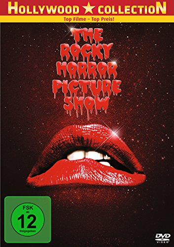 The Rocky Horror Picture Show (Music Collection, OmU) [DVD]