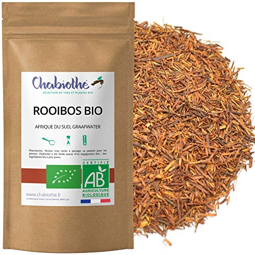 BIO Rooibos Tee 200g - Roibusch, Rotbusch, Rotbuschtee