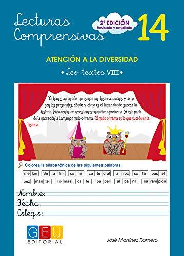 Lecturas comprensivas 14 (Niños de 9 a 10 años)