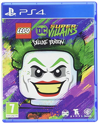 Lego DC Super Villains Deluxe Edition (Playstation 4) - Deluxe Edition [ ]