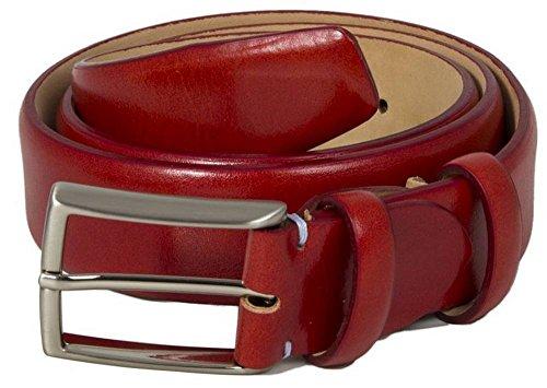 40 Colori cinghie di cuoio rossa Venezia fiorentina - X Grande