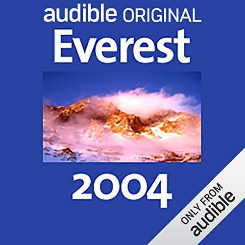 Everest 4/19/04 - Khumbu Icefall audiobook cover art