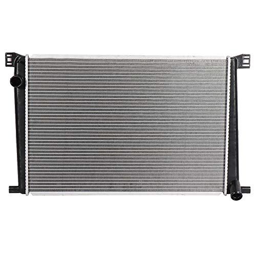 AUTOMUTO Complete Radiator Fit for 2007-2015 Mini Cooper 2011-2016 Mini Cooper Countryman 2015-2016 Mini Cooper Paceman 13167 CU13167 MC3010105