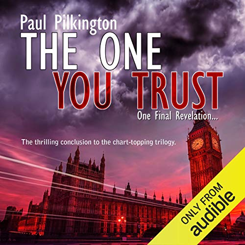 The One You Trust audiobook cover art