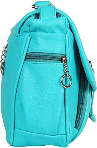 Spike Women's Sling Bag (SPK0006S_Blue)