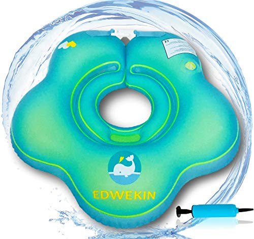 EDWEKIN® Baby Schwimmring Baby Float Baby Kinder Schwimmhilfe ab 3 Monate