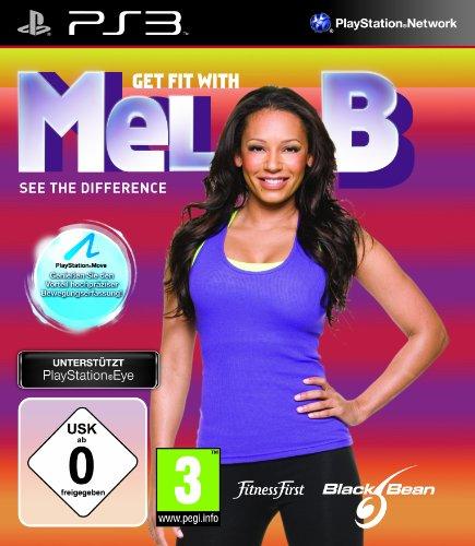 Get Fit with Mel B Move-Unterstützung [Edizione: Germania]