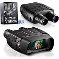 Dsoon 984ft/300M Night Vision and Day Binoculars with 2.4