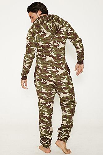 Jumpin Erwachsene Jumpsuit Original, Cammo, Camouflage - 2