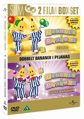 Bananas en pijamas / Bananas in Pyjamas Vol 3 & 4 [ Origen Danés, Ningun Idioma Espanol ]