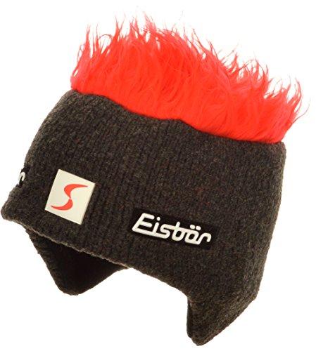 Eisbär Cocker ÖSV Mütze One Size | mit rotem Haar