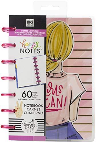 ME & MY BIG IDEAS Happy Planner NOTEBK, Aanmoediger Dot gevoerd Papier, One Size