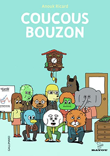 Coucous Bouzon (dBD Awards 2012 du meilleur livre d'humour)