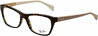 Women's RX5298 Eyeglasses Havana 53mm