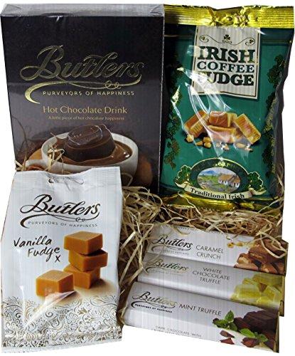 Irische Spezialitäten Geschenkbox Irish Coffee Fudge