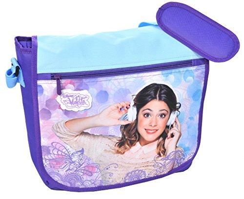 Exclusiv* Disney Violetta Tasche Schultertasche Umhängetasche groß 2015