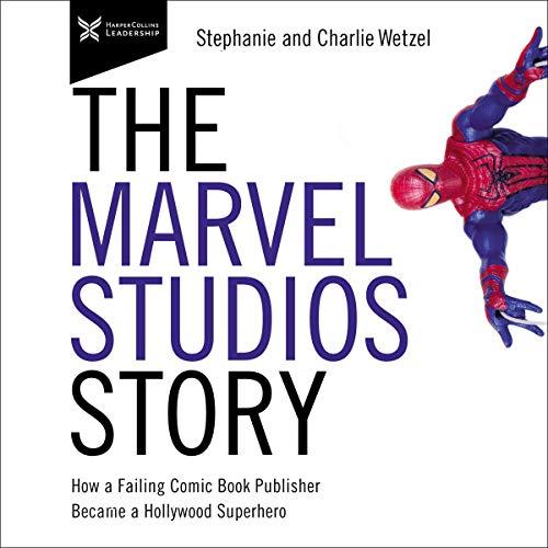 The Marvel Studios Story cover art