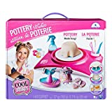 Product Image of the Cool Maker, Pottery Studio, Clay Pottery Wheel Craft Kit for Kids Aged 6 and Up...