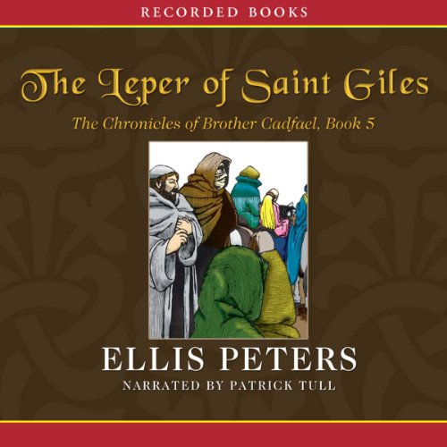 The Leper of St. Giles audiobook cover art