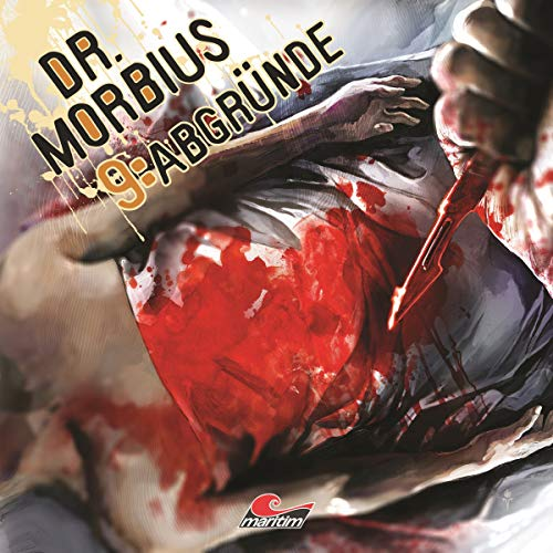 Abgründe audiobook cover art