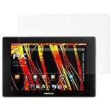 atFolix Schutzfolie kompatibel mit Medion LIFETAB P8912 MD99066 Bildschirmschutzfolie, HD-Entspiegelung FX Folie (2X)