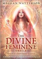 ザ ディバイン フェミニン オラクル The Divine Feminine Oracle 占い カード オラクルカード 英語のみ