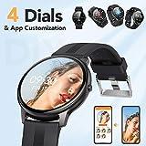 Zoom IMG-2 agptek smartwatch uomo fitness impermeabile