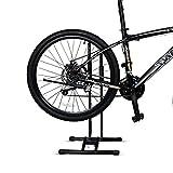 QINGTIAN Soporte de reparación de Bicicletas - Soporte de estacionamiento de Bicicletas/Marco de Soporte de Soporte de Mantenimiento/Marco de automóvil/Soporte de exhibición de Bicicleta de Aluminio