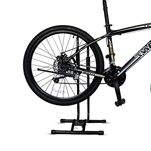 QINGTIAN Soporte de reparación de Bicicletas - Soporte de estacionamiento de Bicicletas Marco de Soporte de Soporte de Mantenimiento Marco de automóvil Soporte de exhibición de Bicicleta de Aluminio