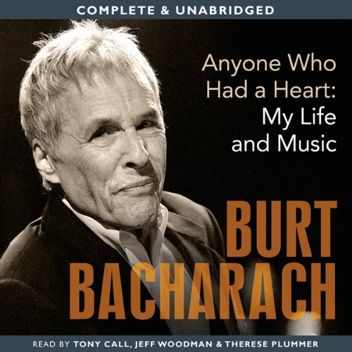 Anyone Who Had a Heart: My Life and Music audiobook cover art