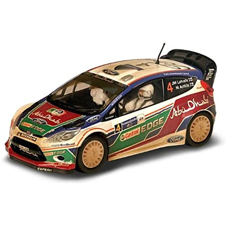 Scalextric Ford Fiesta Rs Wrc High Detail 1:32 Scale Slot Car