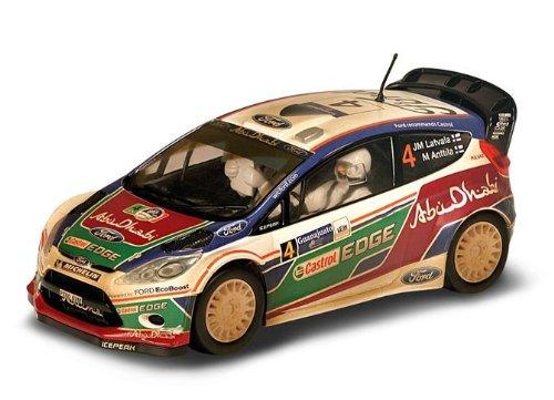 Scalextric - SCA3300 - Véhicule Miniature et Circuit - Ford Fiesta RS WRC