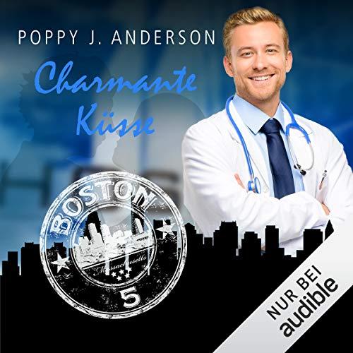 Charmante Küsse audiobook cover art