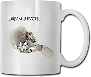 Antspuent Dream Theater Personalized Coffee Mug - 11 Oz Mug - Tea Mugs & Coffee Cups-Ceramic Cup