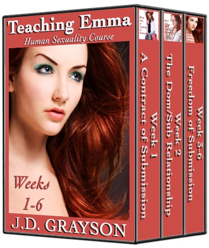Teaching Emma Box Set: A Contract of Submission (English Edition)