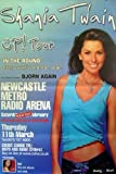 Shania Twain: Up! Tour | original UK Promo Poster