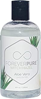 Witch Hazel Distillate Alcohol Free with Aloe Vera