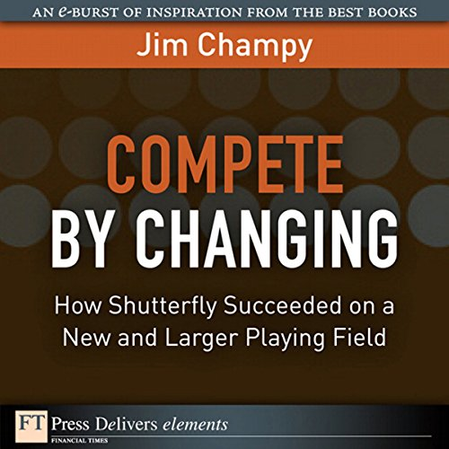 Compete by Changing audiobook cover art