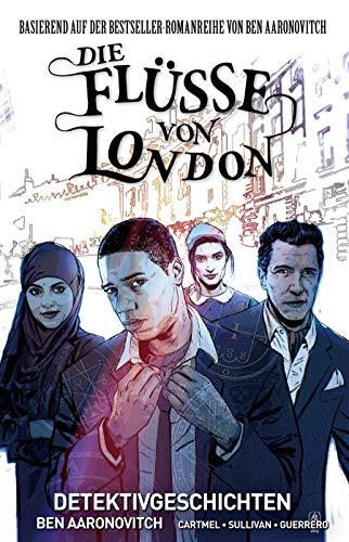 Die Flüsse von London - Graphic Novel: Bd. 4: Detektivgeschichten