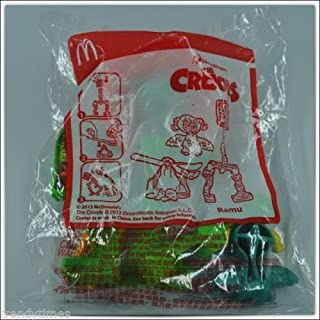 2013 Mcdonald's Happy Meal Toys - Dreamworks the Croods - Ramu Figure, NIP by Empireitems